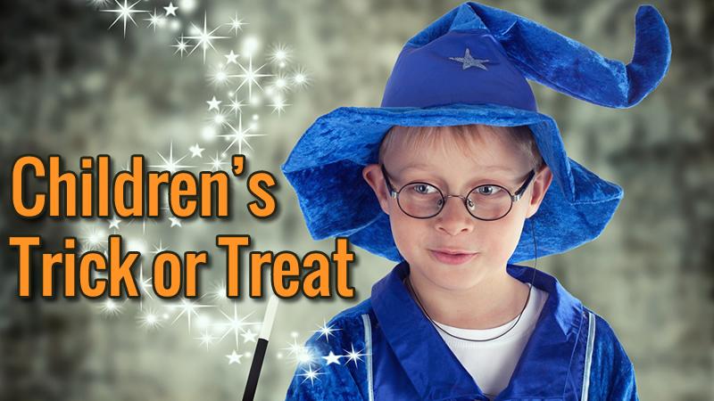 Children's Trick or Treat