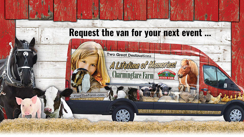 Farm Fair Van